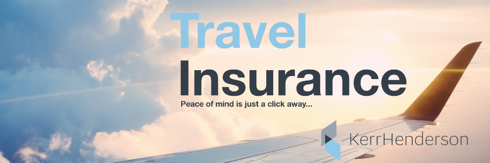 Travel Insurance by Kerr Henderson