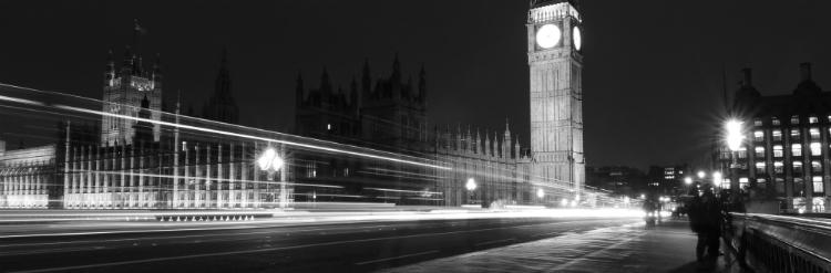 Parlament - B&W
