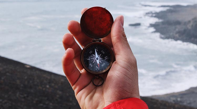 Compass Lost