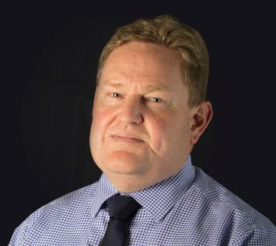Photo of Andrew Rodgers